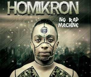"""Homikron Drops """"NG Rap Machine"""""""