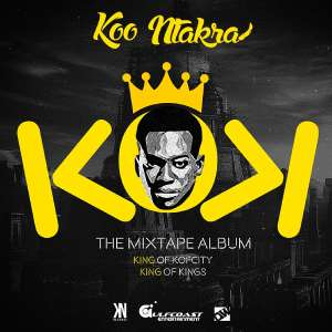 Koo Ntakra Unveils Official Art Cover For His 'KOK' Upcoming Album