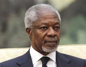 Give African youth opportunity to lead – Kofi Annan