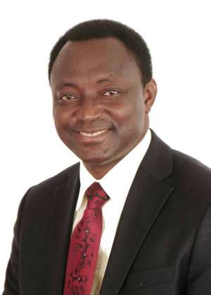 The NDC Has Stolen My Idea—Fred Amankwah-Sarfo