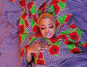 Actress, Adewumi Fatai Releases More Striking Photos of her Beauty