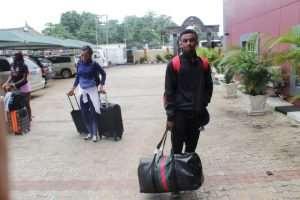 Asaba 2018: Team Ghana Arrives; Trains Ahead Of Competition