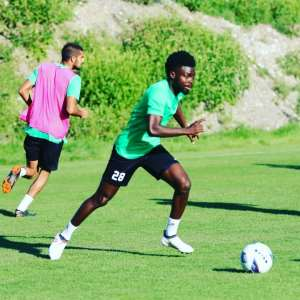 Former Dreams FC Skipper Leonard Owus Happy With FC Ashdod Reception