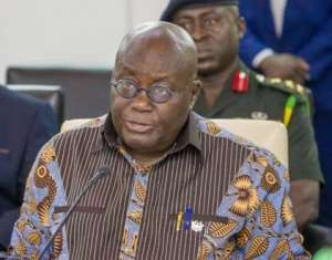 Oil proceeds will be used to Support free SHS - President