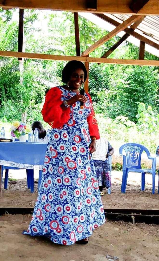 Mrs. Barbara Oteng Gyasi (mp)