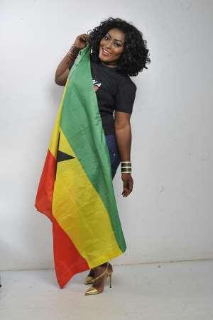 Video: Actress Abena Ghana Organises Free Health Screening