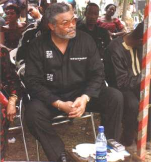 Rawlings Cited In 'Subversion' Plot