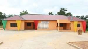 CHPS Compound Facility For Obuasi Community