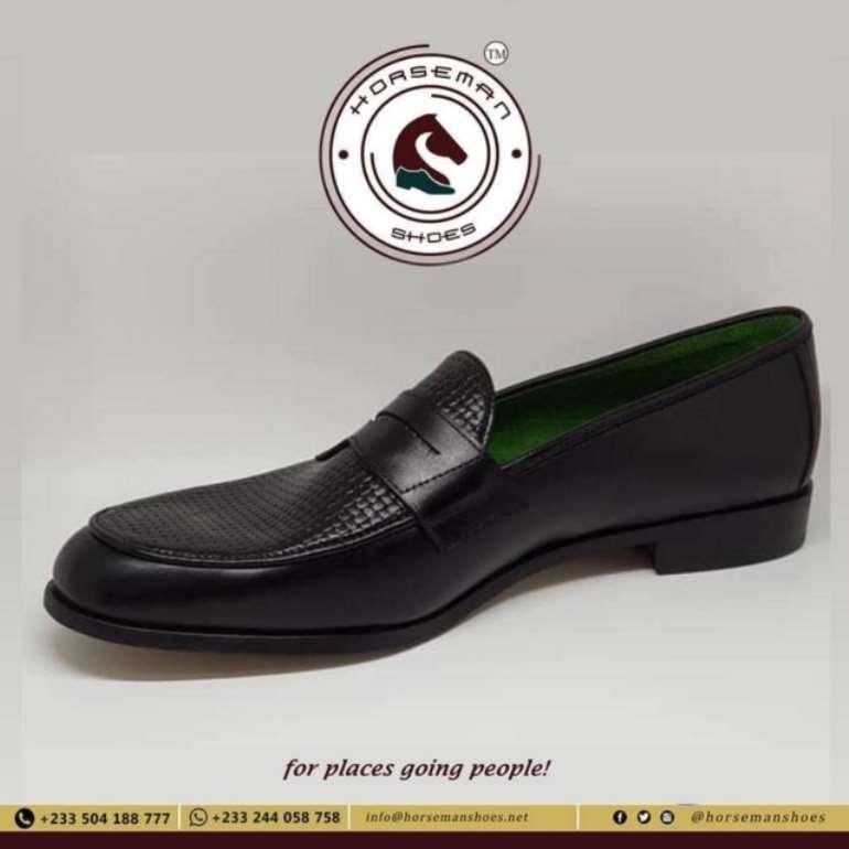 Horseman Shoes,Made In Ghana