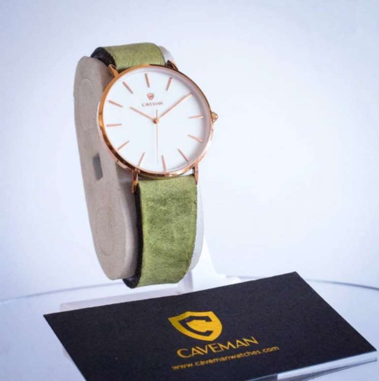 By Ghanaian watchmaker @tonythecaveman