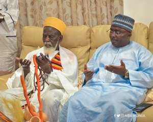 Veep Bawumia Out For Hajj