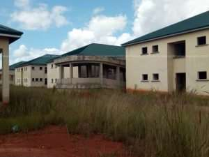 Bekwai District Hospital To Be Completed Next Year