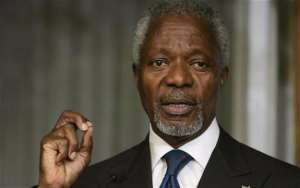 Former UN Secretary General Kofi Annan Is Dead