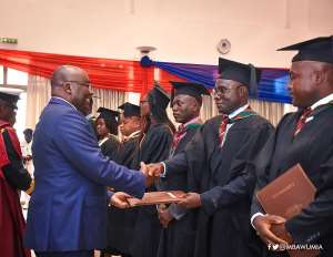 Speech Delivered By Dr Bawumia At Graduation Ceremony Of Course 38 Of GAFCSC