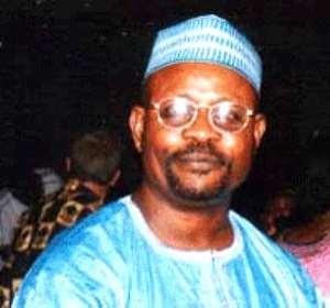Sidiku Buari honoured