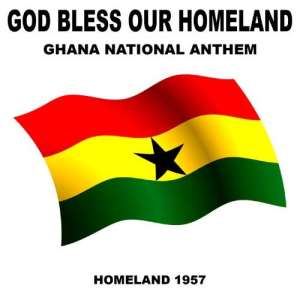 Ghana's National Anthem Needs Remix