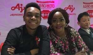 Ex-Big Brother Naija Star, Miyonse Amosu Signs new Deal with Ajinomoto