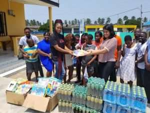 eShun Supports Children With Autism In Cape Coast