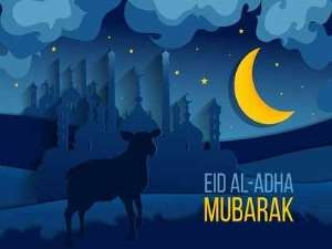 A Blissful Eid Ul-Adha To All NPP Muslims