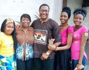 Nollywood Actor, Tony Umez Turns a year Older