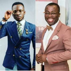 """""""Lekzy Decomic Is The King Of GH Comedy"""" – Andy Dosty"""
