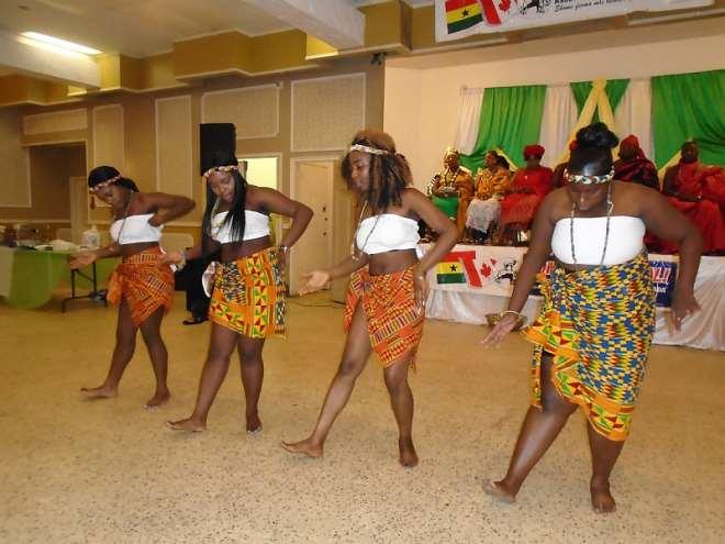 Kpalogo Dance