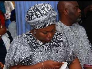 Nollywood actor, Funsho Adeolu Buries Father-inlaw