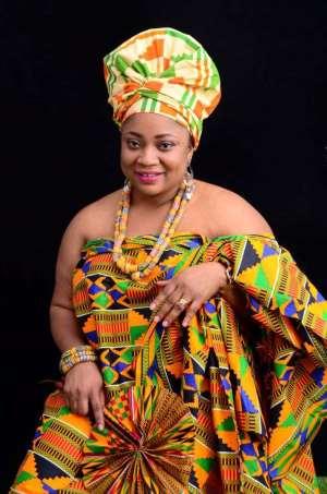 Gospel Diva Ohenewaa Agyemang Releases New Album Titled Ebenezer (Video)