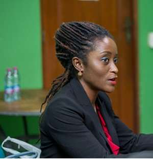 The Ghanaian Woman Leading The Environmental Drive At The World Bank