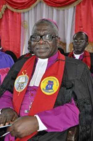 Rt. Rev. Dr. Paul Boafo Becomes New Methodist Church Presiding Bishop