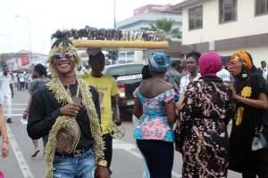 Chale Wote Festival Receives GHC300,000 Support From Ghana Government