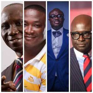 GEA 2018 to honour Amakye Dede, Bola Ray, KKD, Uncle Ebo Whyte, Asaabea Cropper, R D Laryea and more