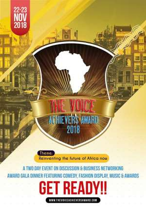 The Voice Achievers Award, The Netherlands Releases List Of 2018 Awardees