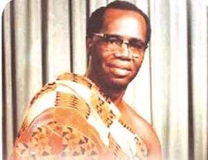 Dr. K.A. Busia, Patriot Par Excellence:  11th July 1913-28th July 1978