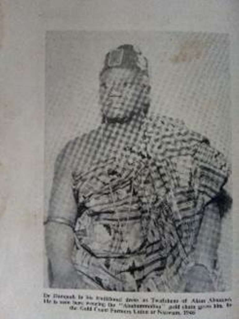 Picture Credit- Danquah, An immortal of Ghana