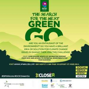 Accra Goes Green With Social Media
