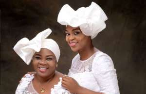 Actress, Ajanigo Simeon Celebrates mum as She Turns 50 Years