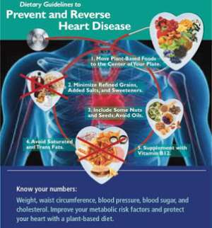Prevention Of Coronary Artery Diseases