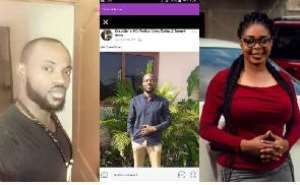 Joyce Dzidzor's Lover Proves He's HIV Negative