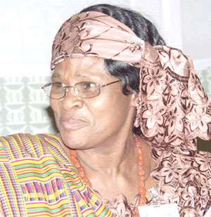 In Ghana Politics, Women Are Very Lean