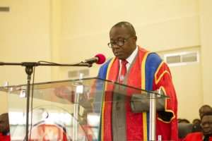 Prof. Afful-Broni Appointed UEW Vice-Chancellor