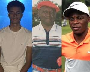 Alan Angel,Kusi Boateng andYao Dogbe