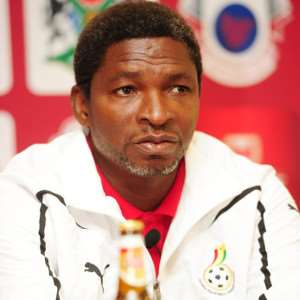 Maxwell Konadu Insists Lack Of Infrastructure Hindering Players Development