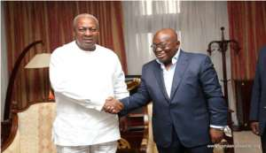Mahama's Return May Lead to Nana Addo's Aggrandizement