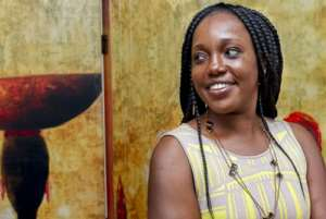 Alberta Nana Akosa, Executive Director of Agrihouse Foundation