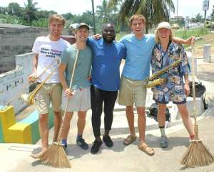 Ghana and Denmark musically collaborate on Clean Water and Sanitation campaign