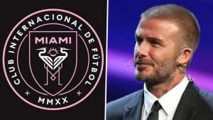 Name And Crest Of Beckham's MLS Club Revealed