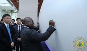 Chinese I.T Giant, Inspur To Establish West Africa HQ In Ghana