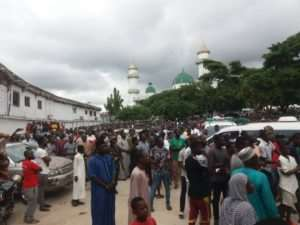 Asawasi: Tears Flow As 4 More 'Gang Of 7' Killed By Police Buried