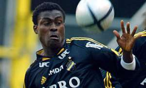 Derek Boateng On Trial At Plymouth